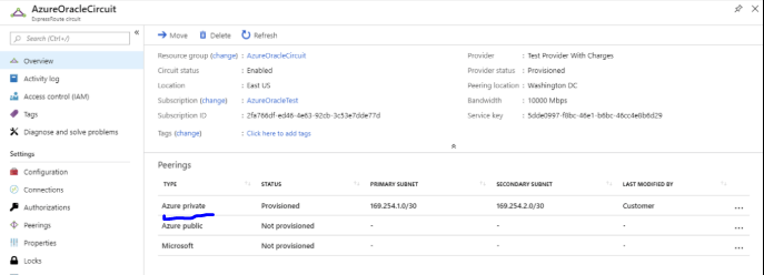 Oracle and azure connect1